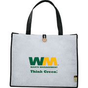 Jute Non-Woven Renew Large Shopper