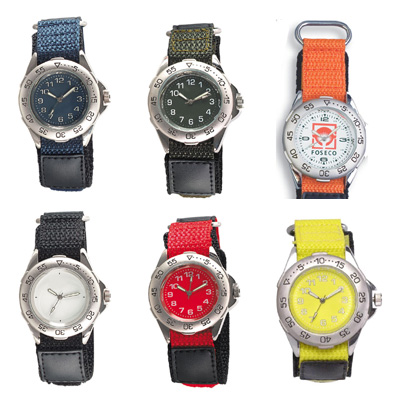 Divers Watch With Nylon Band